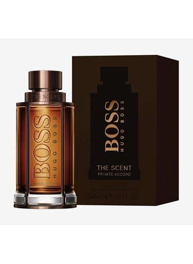 Hugo Boss Boss Bottled The Scent Pri.Accord Edt 50Ml Erkek Parfüm Renksiz